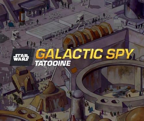 Galactic Spy