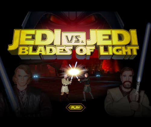 Jedi vs Jedi: Blades of Light