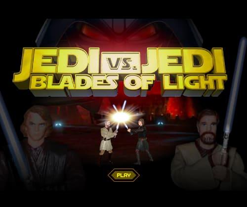 Jedi vs Jedi: Blades of Light
