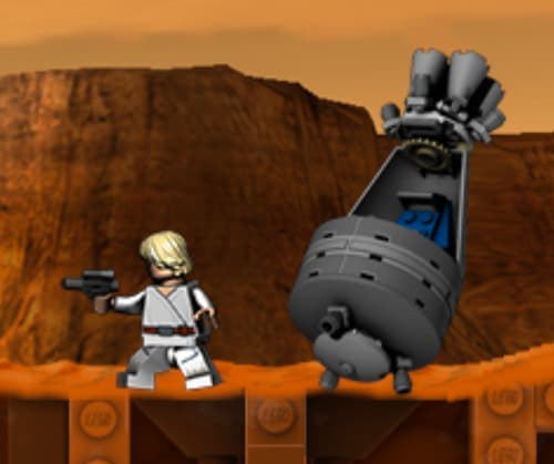 Lego Star Wars: Empire vs Rebels