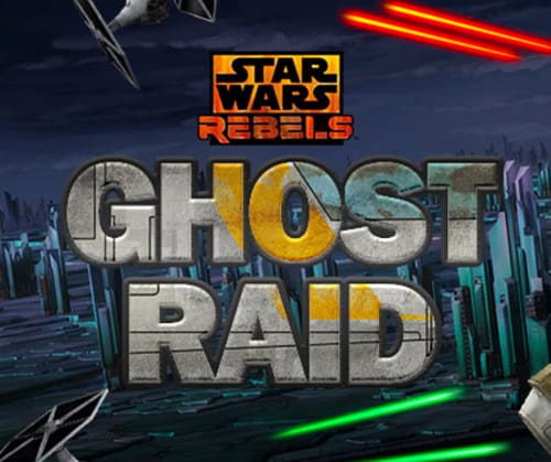 Star Wars: Ghost Raid