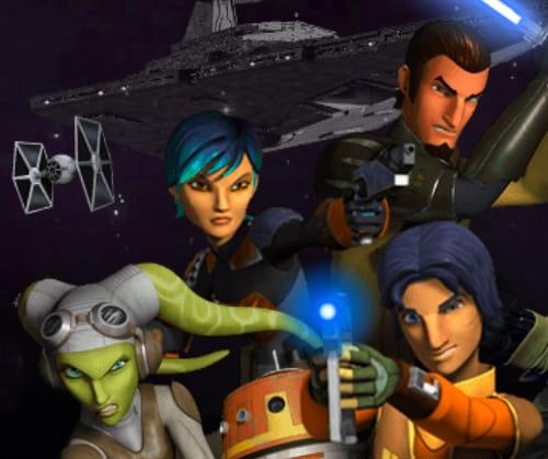 Star Wars Rebels: Strike Missions