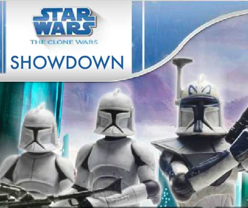 The Clone Wars: Showdown