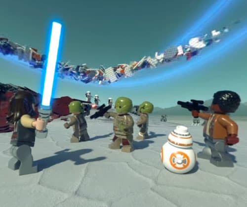 The Last Jedi: 360 Experience